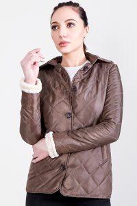 Alison Brown Windbreaker Jacket Half Front