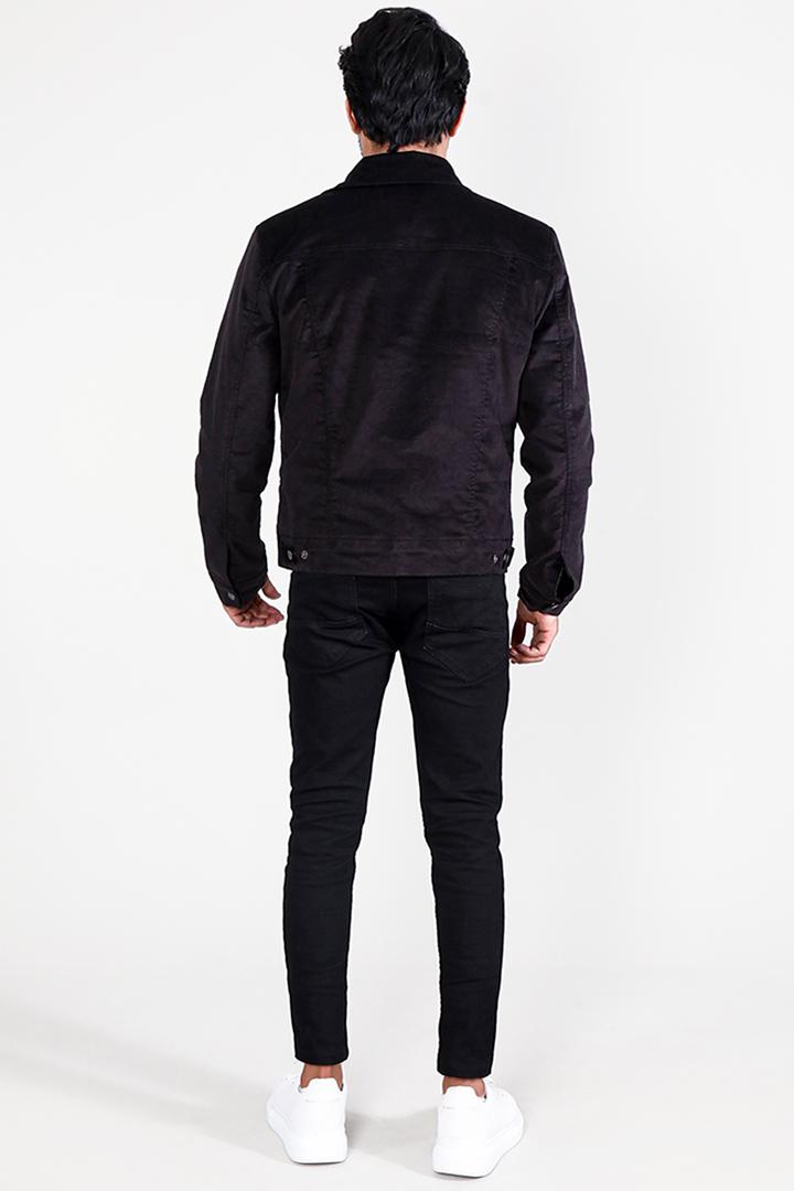 Shane Black Corduroy Jacket Full Back