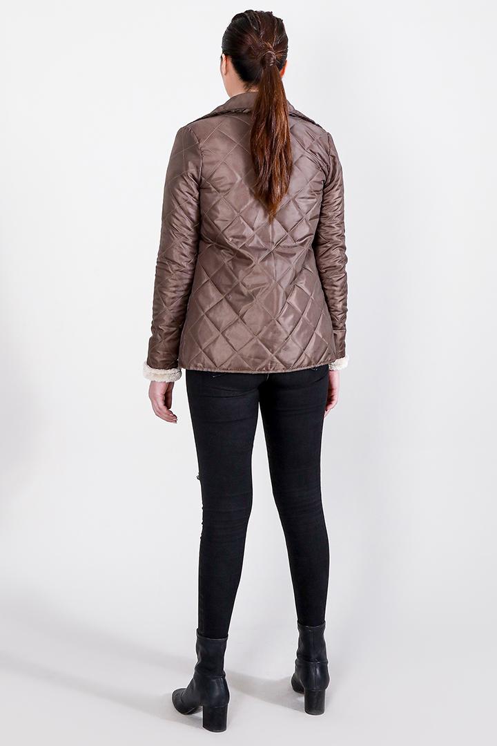 Alison Brown Windbreaker Jacket Full Back